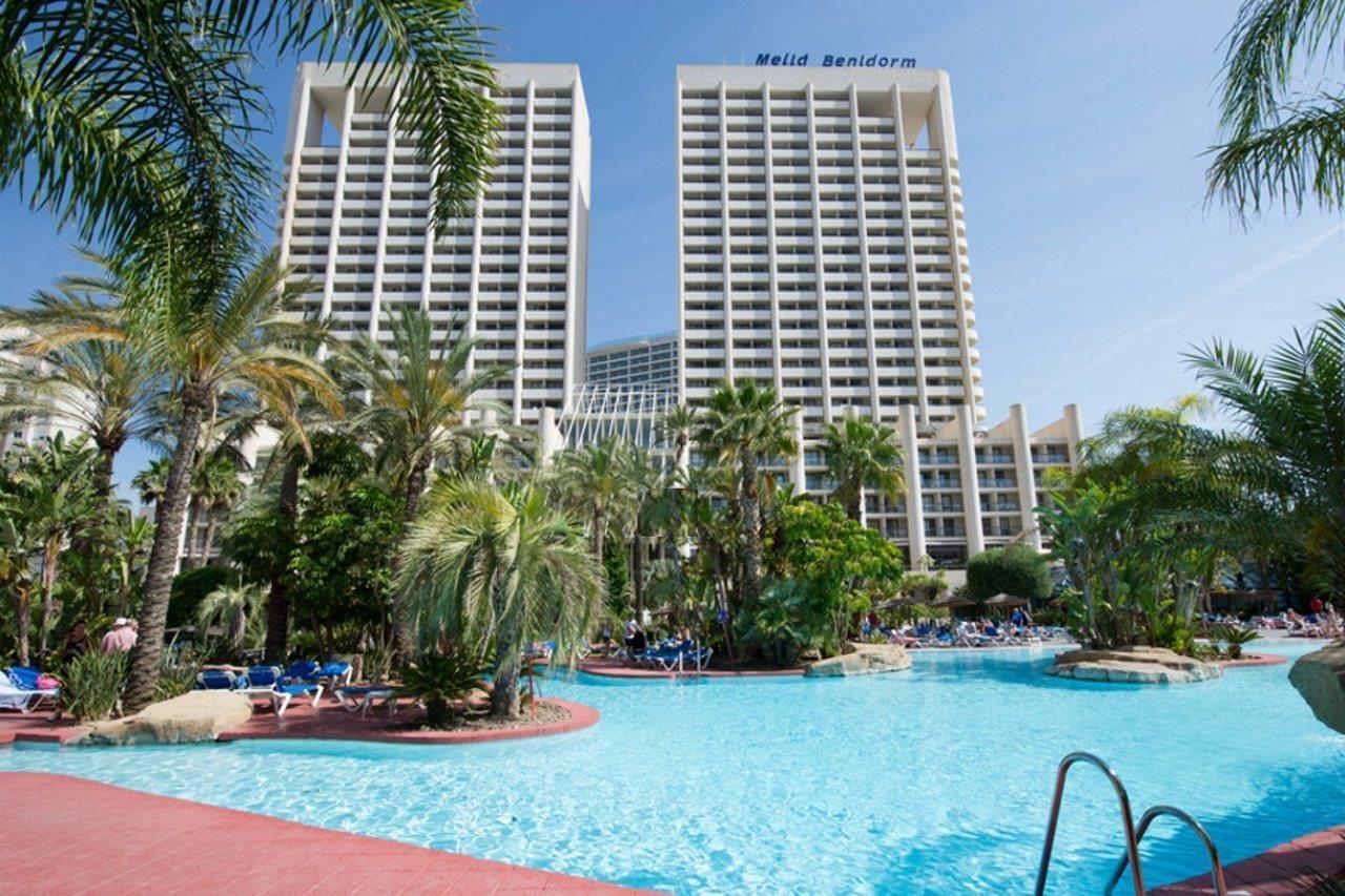 Hotel melia benidorm benidorm for Melia hotel